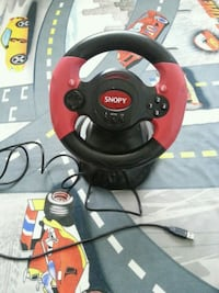 snopy mega racing wheel.