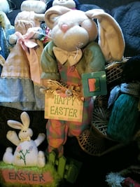5$easter huge bunny etc5$!! East Providence