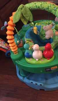 baby's green and blue activity center Huntsville, 35805