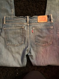 Back of jeans Frederick, 21703