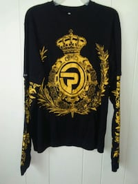 black and yellow crew-neck sweater Mobile, 36606