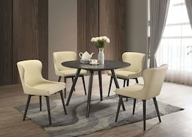 Kniya Round Dining Collection  **FINANCING AND FREE DELIVERY**