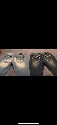 Miss Me Jeans 2 pair Bunker Hill, 25413