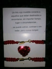 black and red beaded necklace Laredo, 78040