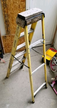 6' Husky Ladder, fixable West Jordan, 84088