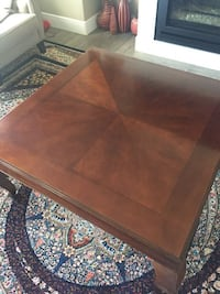 Cherrywood 1-Coffee Table & 2-End Tables; Price Reduced*$430*obo Edmonton
