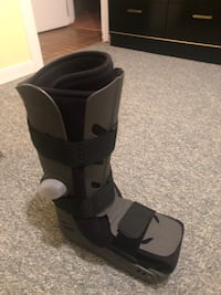 Air-boot adjustable size