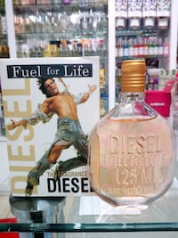 Diesel fuel for life 125 ml Kemer Mahallesi, 34230