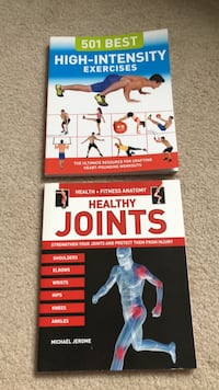 Fitness/workout books Cambridge, N1S 4Z3