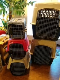 Dog Carriers.  small, medium and large. Rincon, 31326