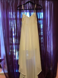 women's white spaghetti strap dress Markham, L3T 1A6