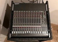 Mackie 1604 vlz mixer 16 channel console