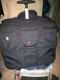 Briefcase with wheels (wenger)  Vancouver, V6Z 1W1