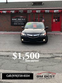 Used 2013 Acura ILX for sale Beverly