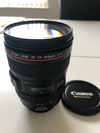 Canon 24-105mm F/4L IS USM South San Francisco, 94080