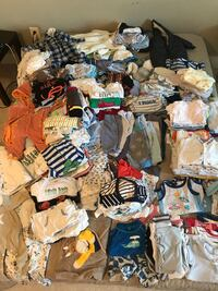 Huge collection of baby boy clothes for year one Washington, 20012