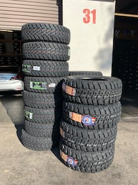 I'm Selling New Tires All Sizes Message Me For Quote 2389 mi