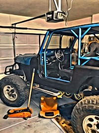 Jeep - CJ - 1978 Gold Canyon, 85118
