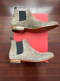 MEN'S HUGO BOSS CHELSEA BOOTS