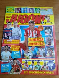 Revista Jugon! (1) Madrid, 28039