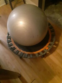 Trampoline and balance ball