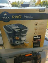 Keurig Rivo and pizza pans! Marshall, 53559