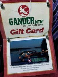 $25 Gander Outdoors Gift Card Portage, 49002