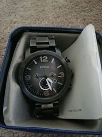 Men's Fossil diving watch Oshawa
