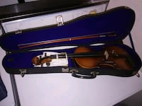 Kiso suzuki violin co. Copy of Antonius Stradivarius 1720 3/4 violin Surrey, V3T 3Y2