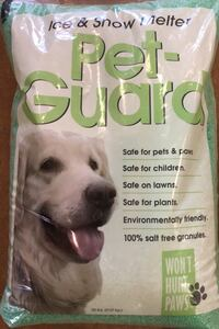 Pet guard ice and snow melter Perry Hall, 21128