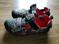 red-and-black inline skates Winnipeg, R2M 1G3