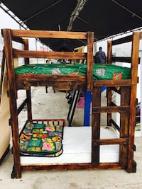 Costume made toddlers bunk beds with mattresses  Lake Wales, 33853