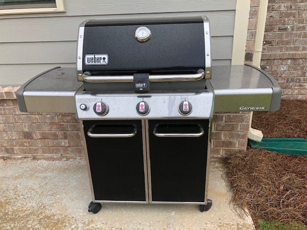 Used Weber Genesis Grill For Sale In Cumming Letgo