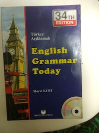 English Grammer Today 2.el Kaynarca, 54650