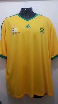 Rare NWOT 2010 South Africa Adidas Jersey Soccer 539 km