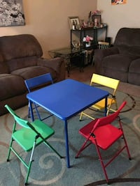 Kids table set Renton, 98057
