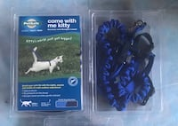 New!! PetSafe Come with Me Kitty Harness and Bungee Leash, Small St Thomas, N5R 6M6