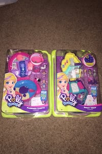 Bnib Polly pocket both for $8 Pen Argyl, 18072