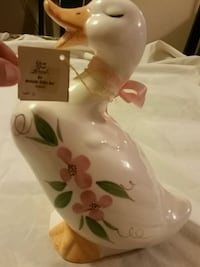 ceramic duck from 1987 Archdale, 27263