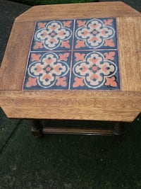 California mission tile table Vancouver, 98683