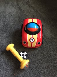Baby/Toddler Toy Race Car. Rattle moves the car. Excellent condition. Pick up in Germantown. Bethesda, 20817
