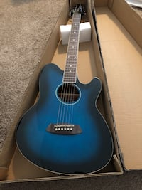 Ibanez 6-string acoustic guitar (VERY lightly used)