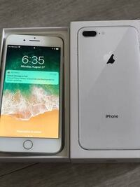 IPhone8 Plus Unlocked New -400$ HERNDON
