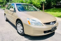 2005 Honda Accord ' Great Body Shape ' Engine in top Notch Clean title  Silver Spring