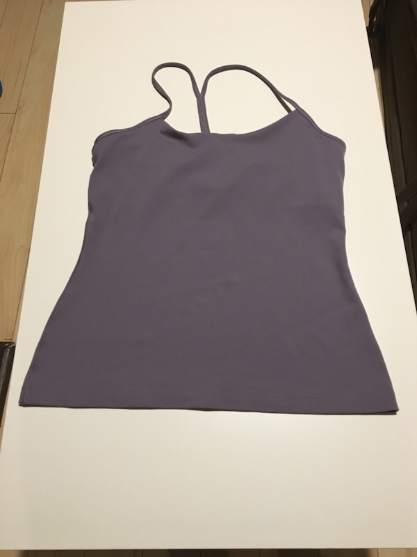 a28d8502353263 Used Lululemon Power Y Tank Top for sale in Markham - letgo
