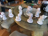 Lot of 8 Precious moments Figurines  Germantown, 45327