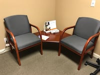 Office furniture corner chairs Ocala, 34474