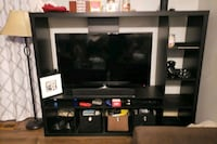 black wooden TV stand Frederick, 21701