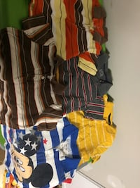 Size 4t Polo Style Shirts