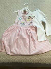 New 2 pc summer outfit -toddlers size 2-3 Toronto, M1E 4S4